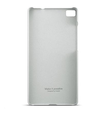 Huawei P8 Lite PC Case (Light Grey)