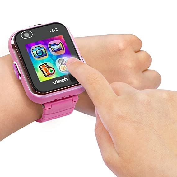 Amazon.com: VTech Kidizoom Smart Watch DX2 with Dual Camera ...