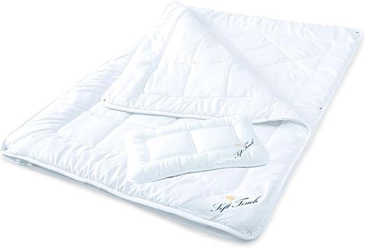 Kissen 2 teilig Set für Kinder Baby Kinder Set Bettdecke Steppbett