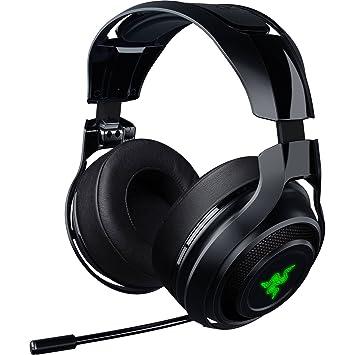 Razer ManOWar 7.1 Wireless auricular con micrófono - Auriculares con micrófono