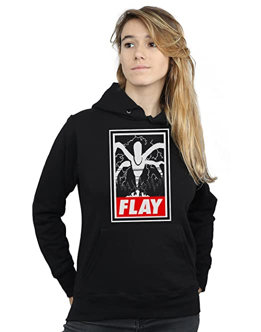 Drewbacca Mujer Obey The Mind Flayer Capucha: Amazon.es: Ropa y accesorios