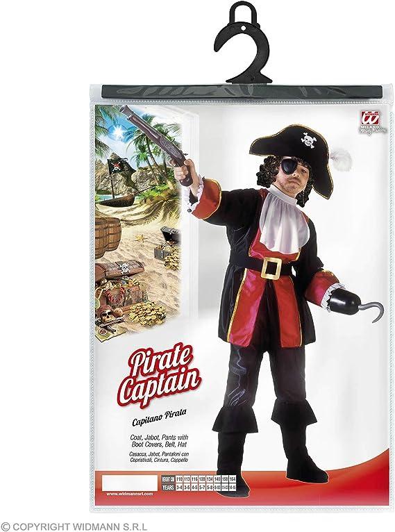 Kids GOLDEN Caraibi Pirata MAIDEN 3-10 Anni Bambina Bambino Costume