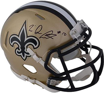 Tre Quan Smith New Orleans Saints Autographed Riddell Speed Mini Helmet -  Fanatics Authentic Certified f850b361a