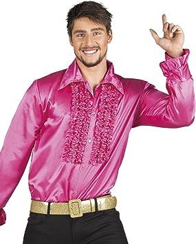 Boland Camisa Disco Party L Fucsia: Amazon.es: Juguetes y juegos