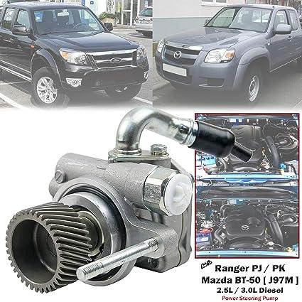 Amazon com: Power Steering Pump For Mazda BT-50 BT50 Ranger PJ PK