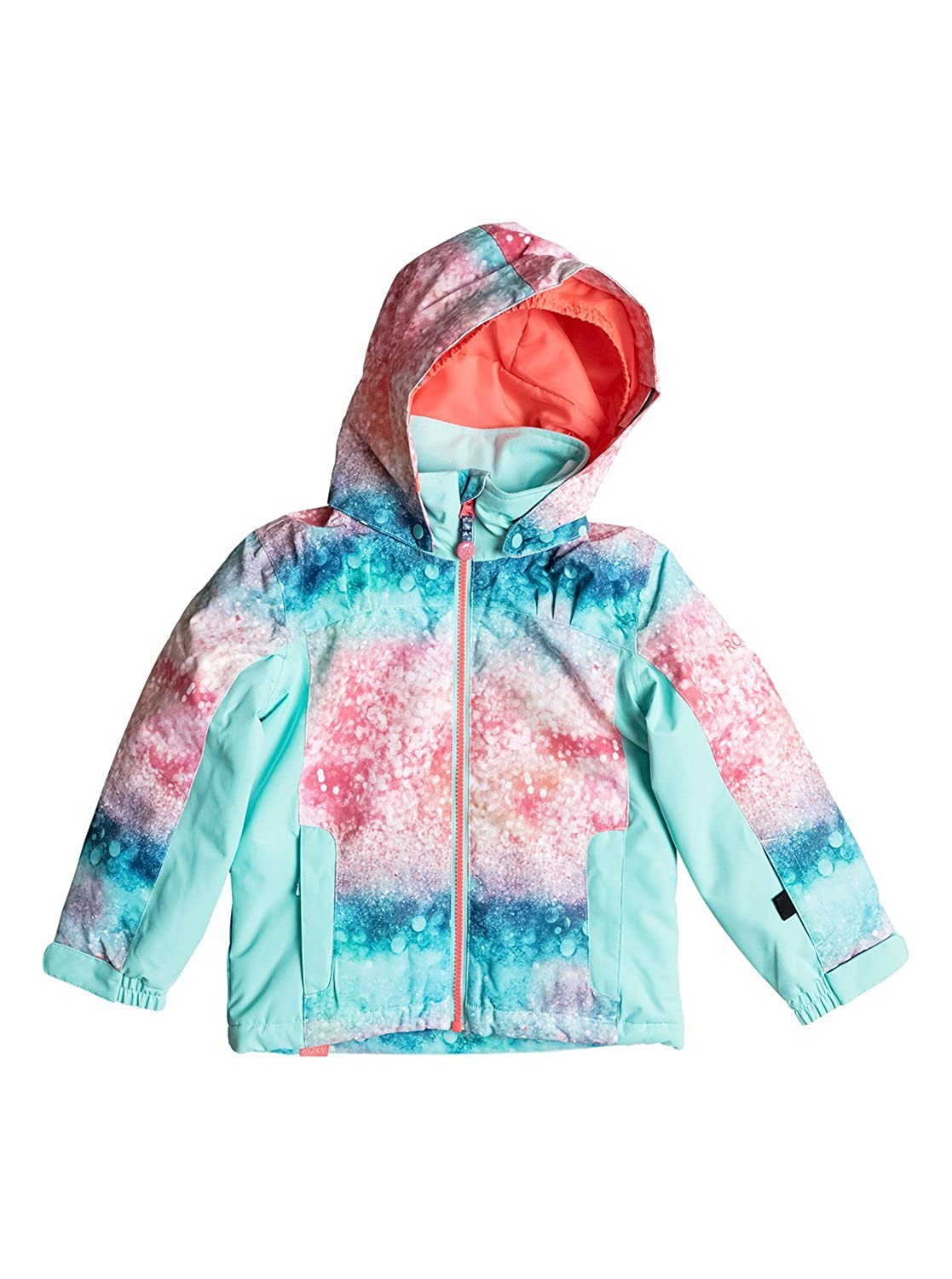 Roxy Mini Jetty - Chaqueta para Nieve para Chicas 2-7 ...