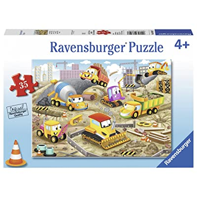 Ravensburger 08620 Raise The Roof! Jigsaw Puzzles: Toys & Games