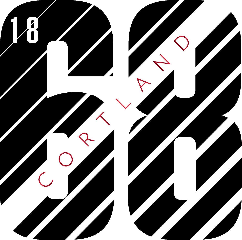 Official NCAA SUNY Cortland RYLAO01 Mens//Womens Premium Triblend T-Shirt