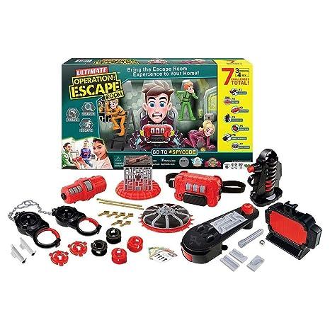 96ff8b102f090 Amazon.com  Yulu International Ltd. Spy Code Ultimate Operation Escape Room  Game