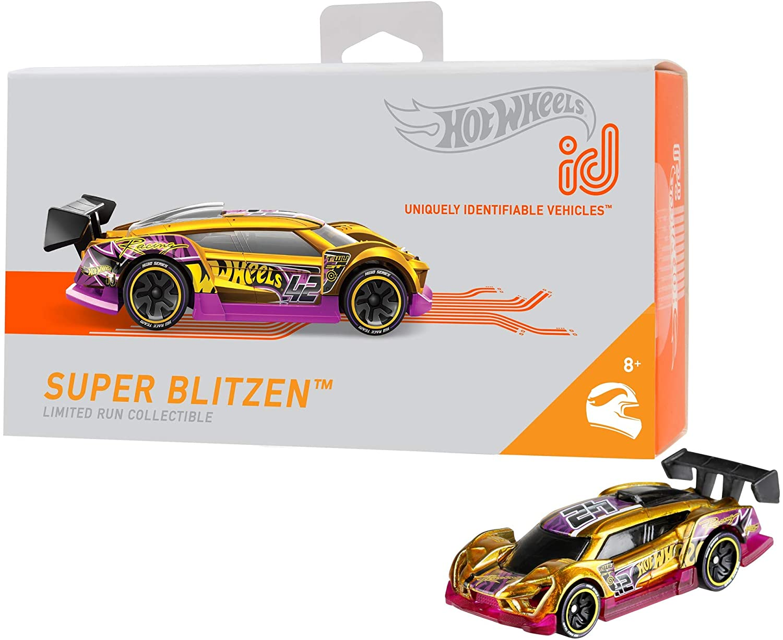 Hot Wheels id Super Blitzen {Race Team}