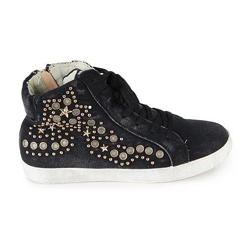 Zapatillas Negras Mujer Big Star, Negro (Negro), 40: Amazon.es: Zapatos y complementos