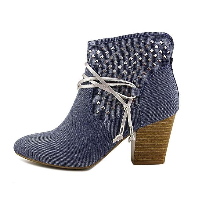 Botines de Mujer MARIA MARE 66600 C33965 Denim Vaquero Talla 41: Amazon.es: Zapatos y complementos