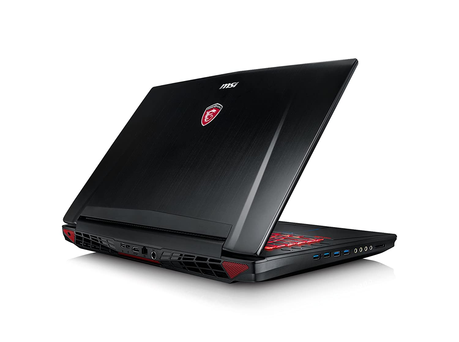 MSI GT72S-6QE32SR42BW 17 Zoll Gaming-Notebook