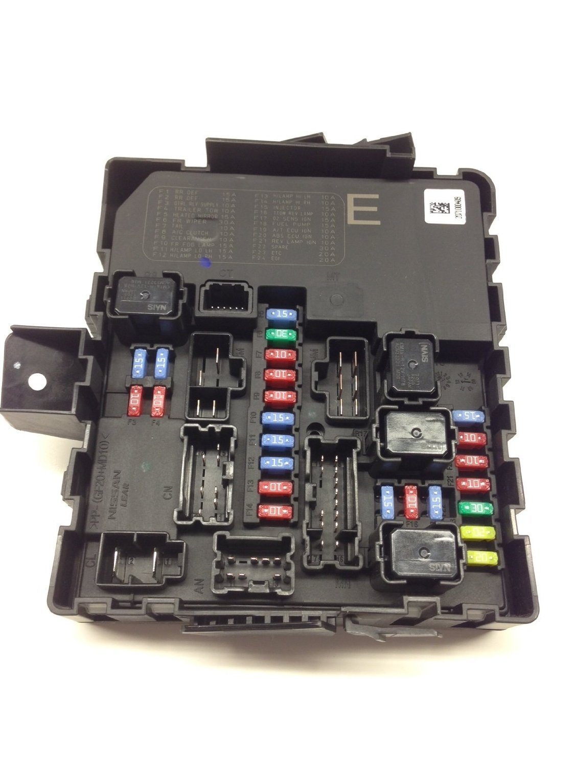 Best Rated In Automotive Replacement Fuse Boxes Helpful Customer 1999 Nissan Frontier Box Armada Pathfinder Titan Xterra Ipdm Product Image