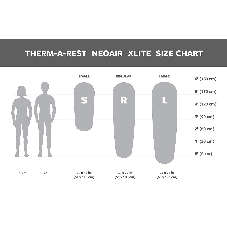 Therm - a - Rest NeoAir Xlite - Colchón de Acampada
