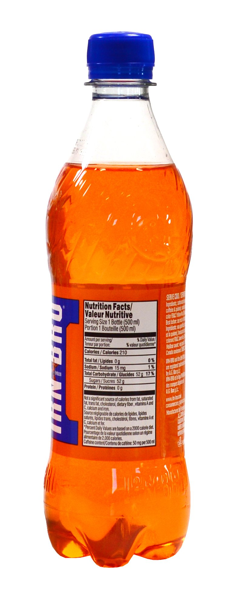 Barr's Irn-Bru, 16.9-Ounce (Pack of 6) by Irn Bru (Image #3)