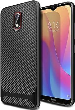 ivencase Funda Xiaomi Redmi 8A Silicona, Carcasa Slim Suave TPU ...