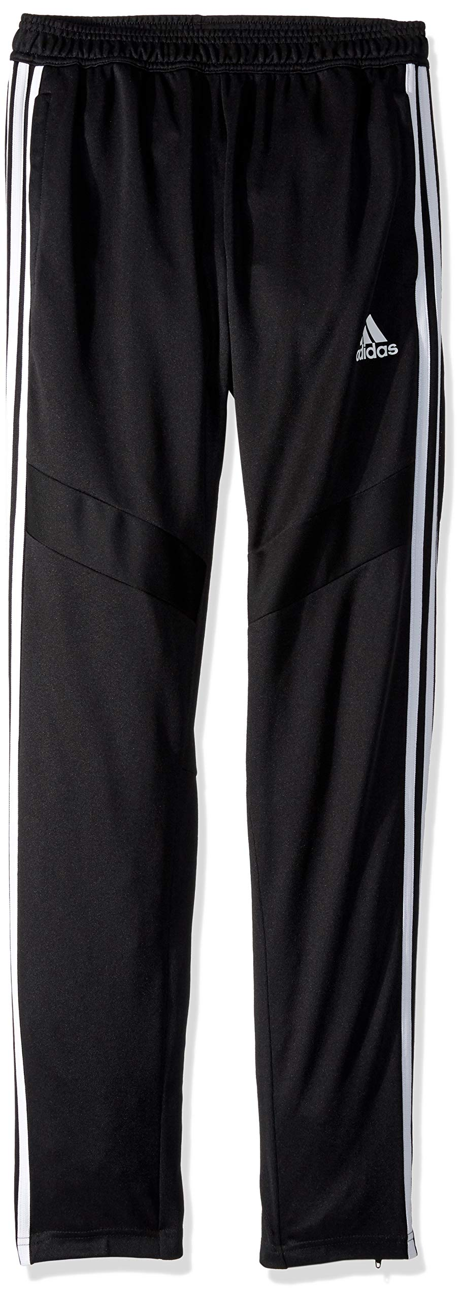 adidas Youth Tiro19 Youth Training Pants, Black/White, XX-Small