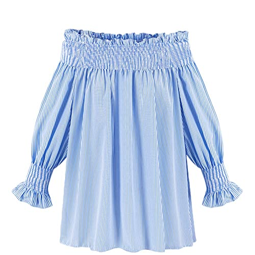 SUNDAY ROSE - Camisas - Rayas - Manga Larga - para mujer