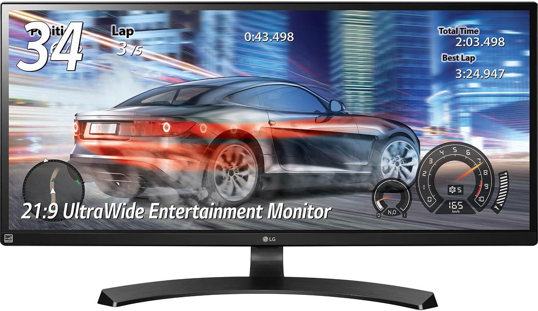 Amazon Lg モニター ディスプレイ 34um68 P 34インチ 21 9 ウルトラワイド Ips 非光沢 Hdmi 2 Displayport スピーカー内蔵 高さ調節対応 Lg パソコン 周辺機器 通販