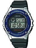 Casio Collection – Reloj Unisex Digital con Correa de Resina – W-216H-2AVEF