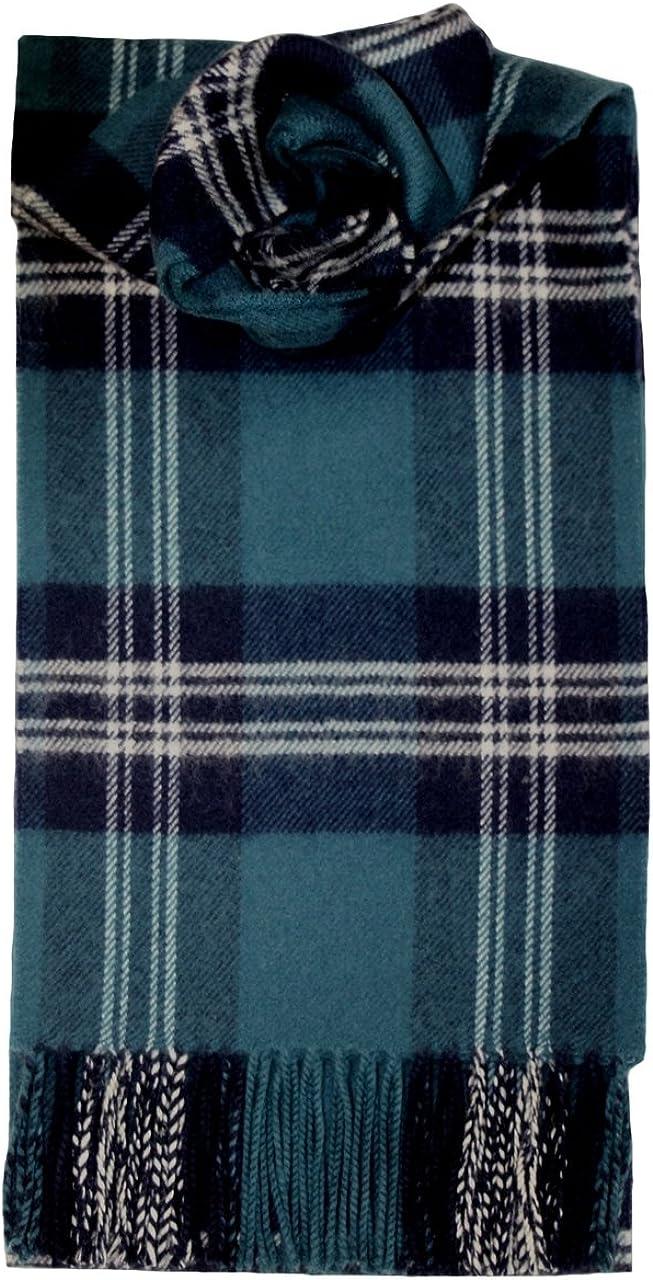 Clan Tartan Tie Earl of St Andrews 100/% Wool Lochcarron of Scotland Brand New
