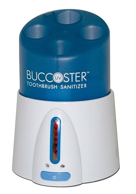 12 opinioni per Buccoster SX 47- Sterilizzatore di spazzolini da denti, colore bianco/blu