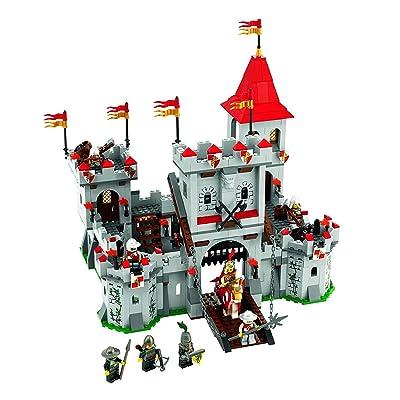 LEGO Kingdoms - 7946 - Jeu de Construction - Le Château du Roi