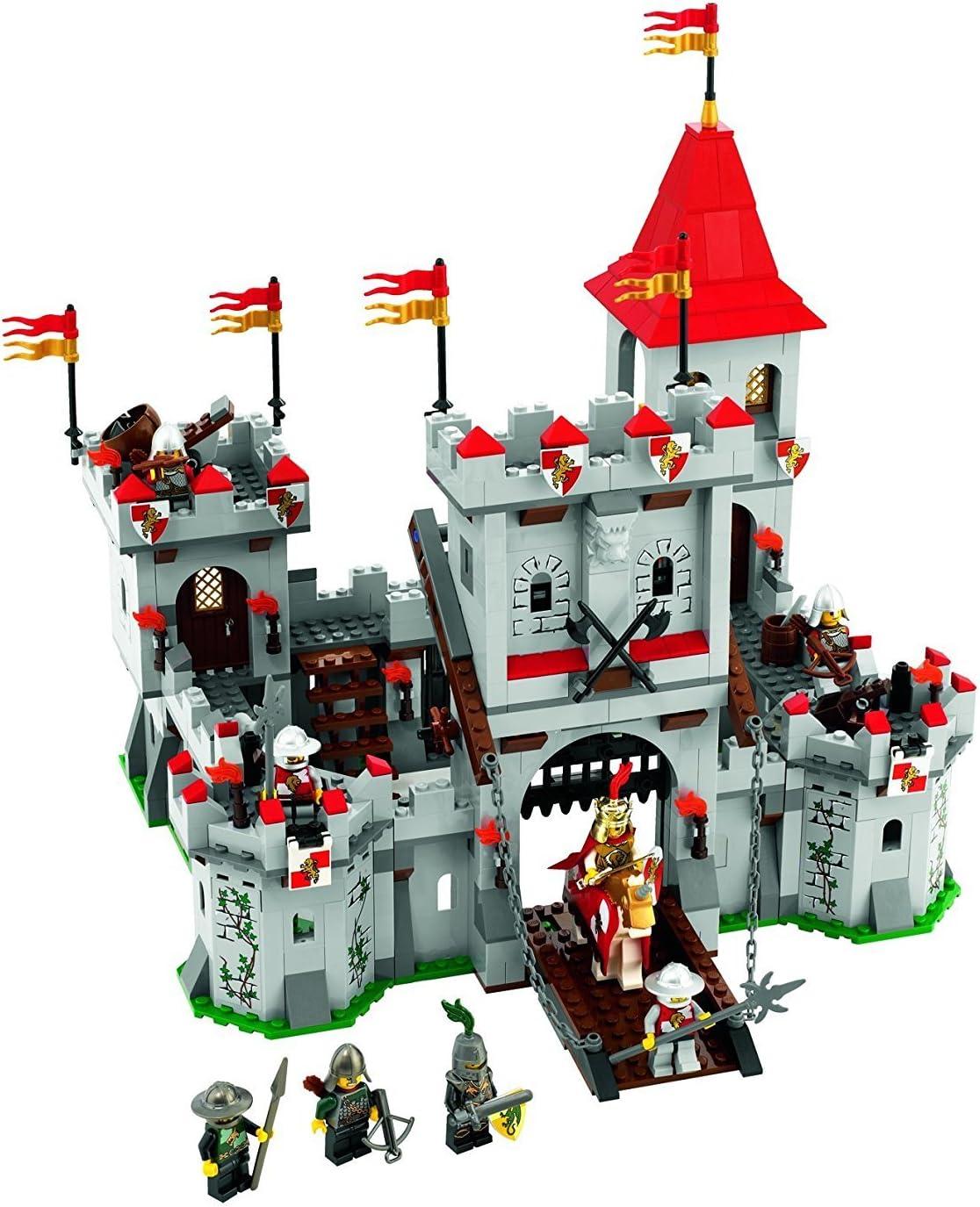 LEGOキングダムシリーズをまとめてチェック