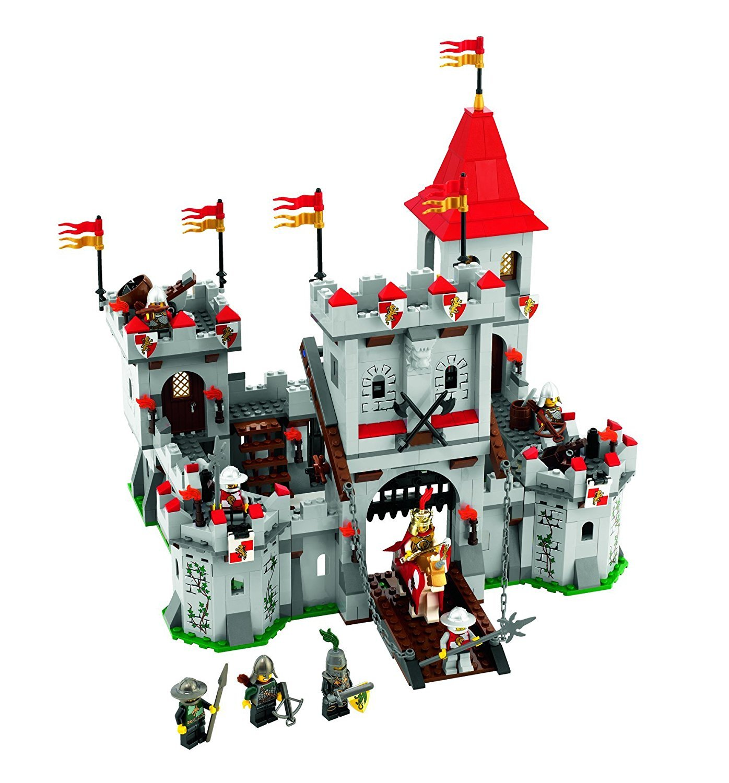 Spielzeug Ritterburg Bestseller - Lego Große Königsburg