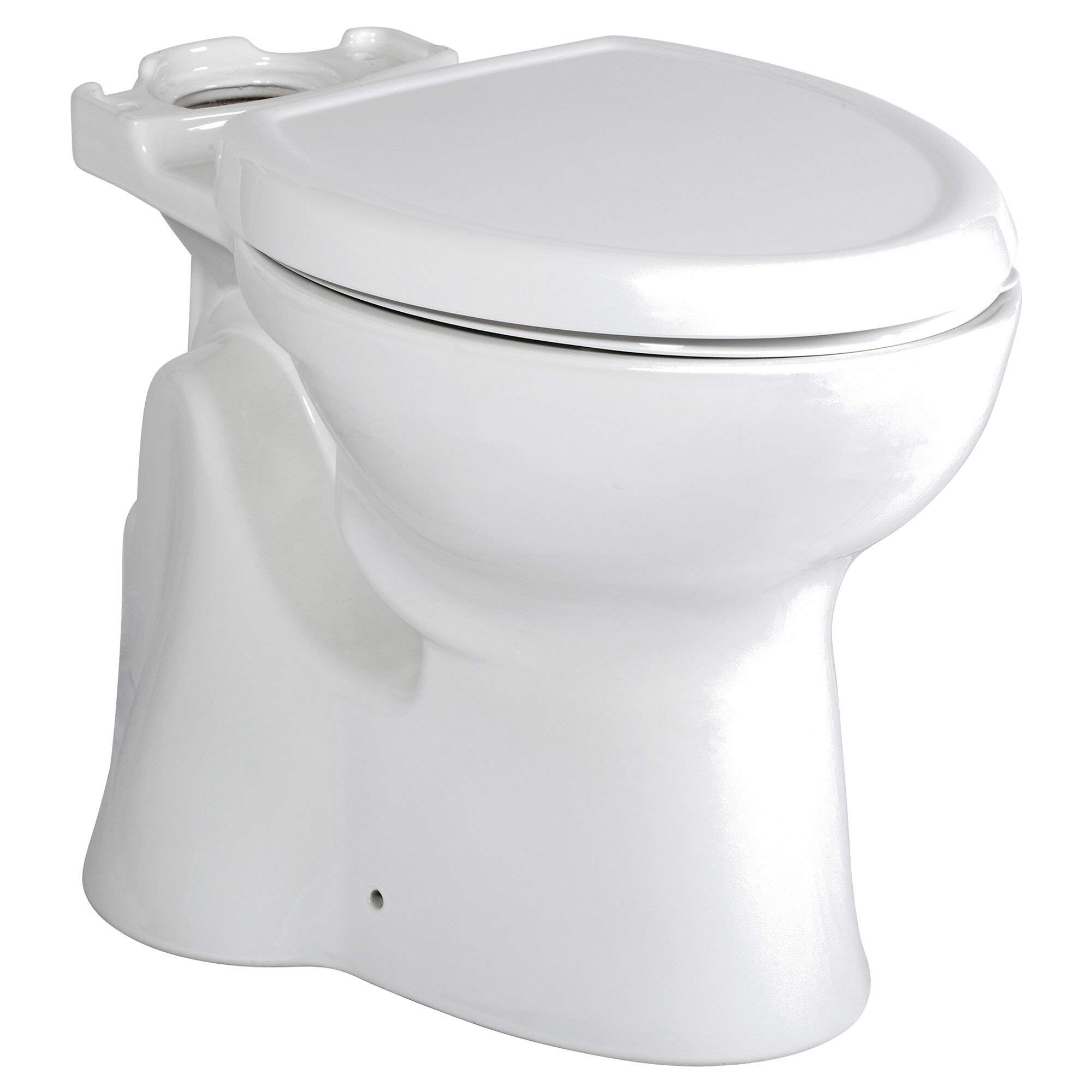 American Standard 3517AG100RS.020 AccessPRO Right Height Elongated Toilet Bowl Right with Seat, White