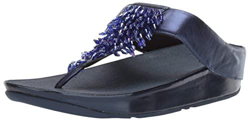 Para Tira Thong Con Rumba Toe Mujer SandalsSandalias Fitflop T A KcFJT1l