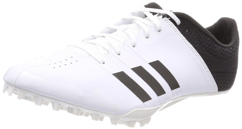Adidas Adizero Finesse, Zapatillas de Atletismo Unisex Adulto 39 1/3 EU Blanco (Ftwbla / Negbás / Ftwbla 000)