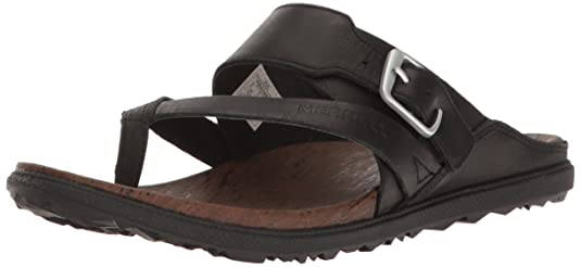 Merrell Women's Around Town Thong Buckle Sandal by Merrell