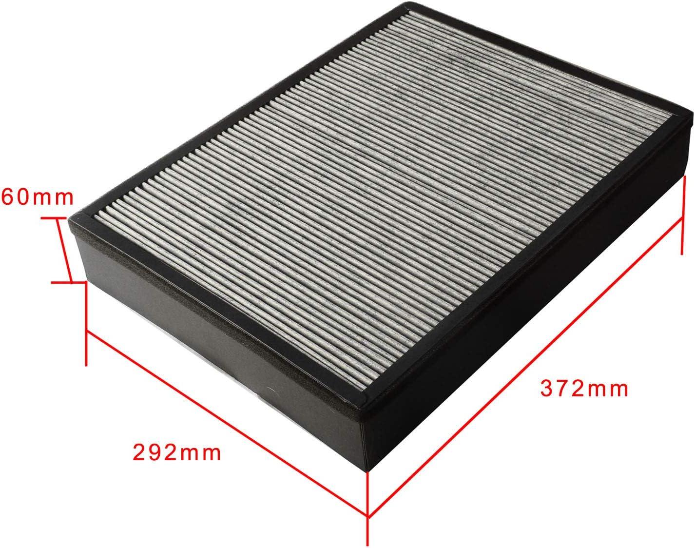 KR-NET FY3432 FY3433 FY3137 Filtro de carbón Activo 2 en 1 de ...