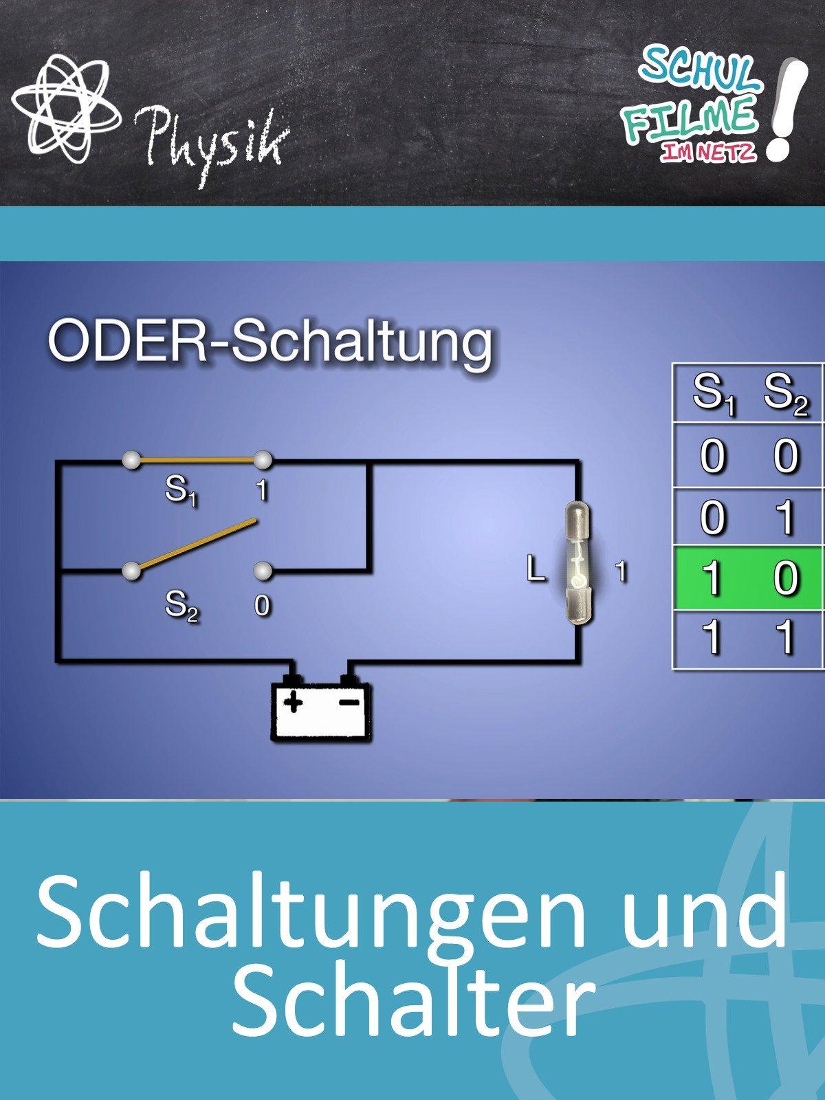Schaltungen und Schalter - Schulfilm Physik online schauen und ...