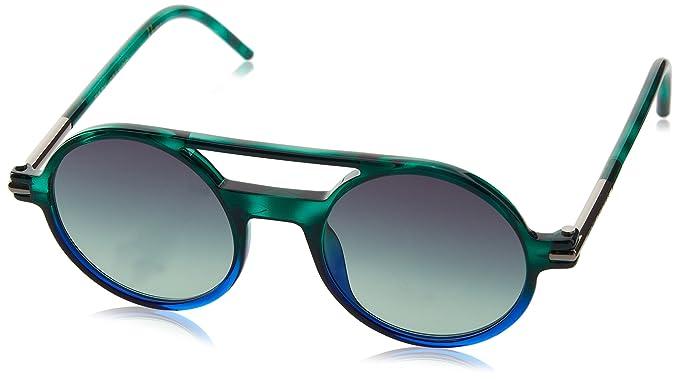Marc Jacobs Marc 45/S J7 TND 48 Gafas de sol, Azul (Hvn Grn ...