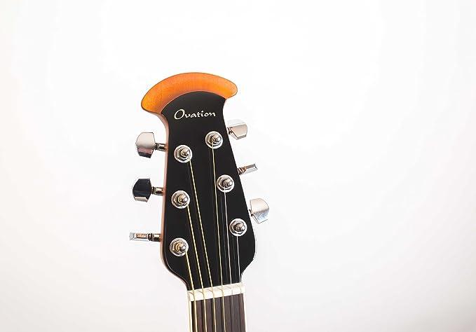 Ovation Celebrity estándar Plus - Tiger Eye cs28p de TGE: Amazon.es: Instrumentos musicales