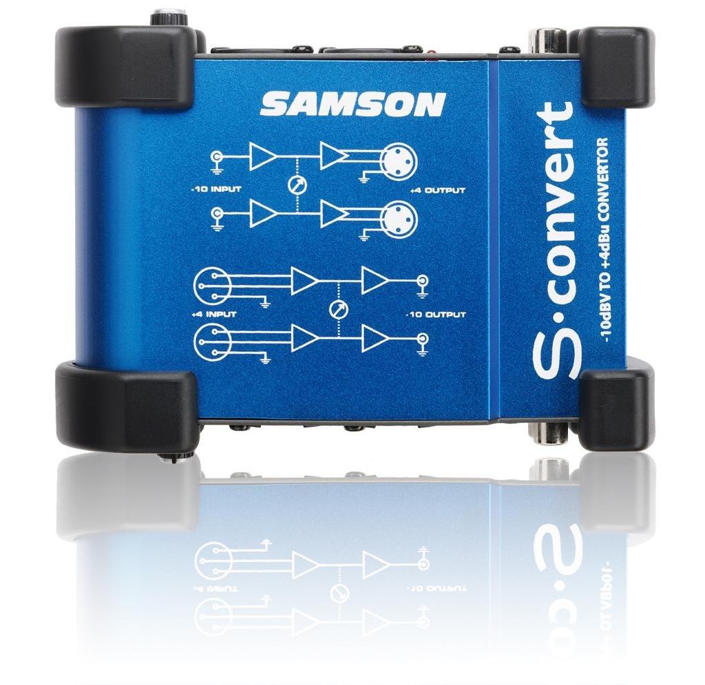 Samson S-convert - Caja de inyección: Amazon.es: Instrumentos ...