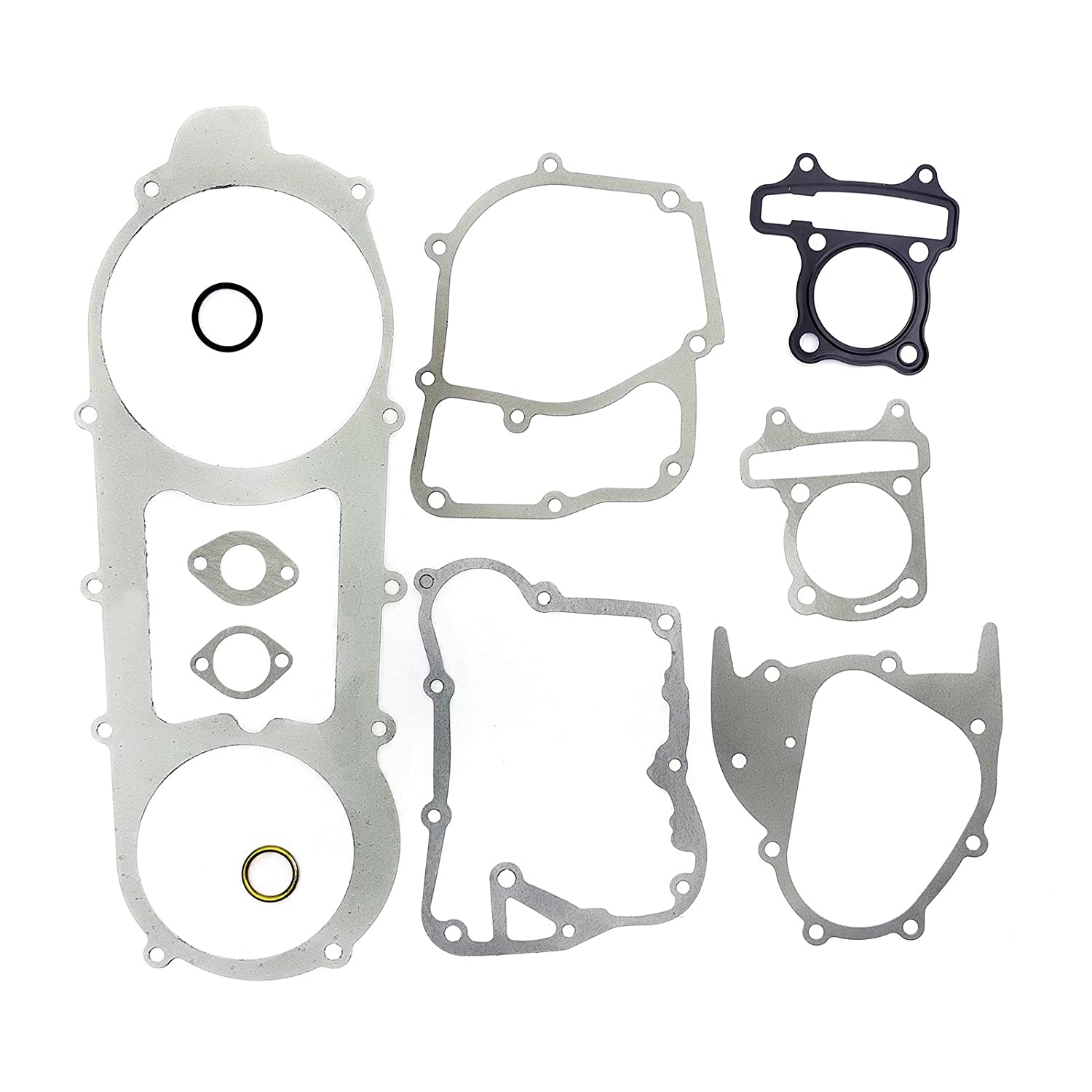 Long Engine Gasket Set For 125cc Baotian & Chinese Scooters Engine Number 152QMI PetrolScooter