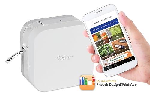 Brother 兄弟 P-touch CUBE 智能手机标签 无线蓝牙打印机