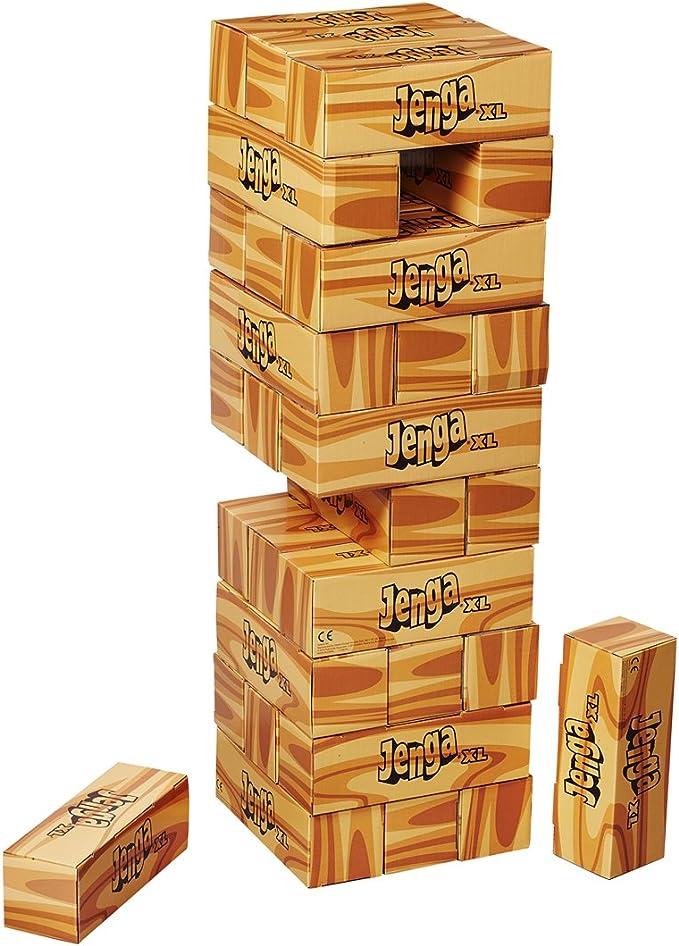 TAKARA TOMY Jenga XL: Amazon.es: Juguetes y juegos