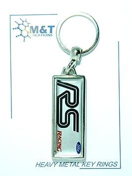 Heavy Metal Llavero One Side Medallón Insertar 3d plástico Imagen