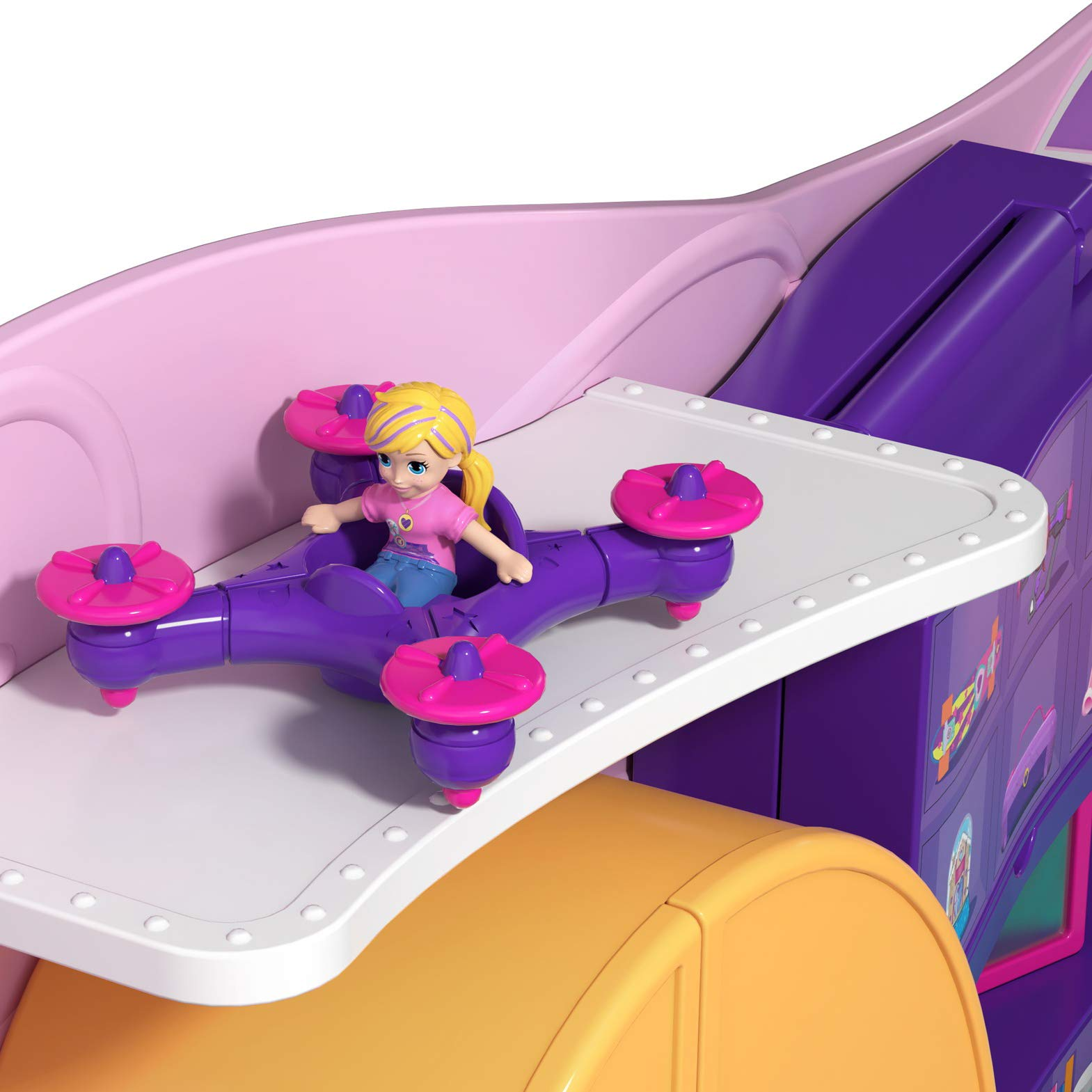 Polly Pocket Transformation Playset by Mattel (Image #9)