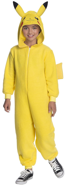Amazon.com: Deluxe Pikachu Traje – Large: Toys & Games