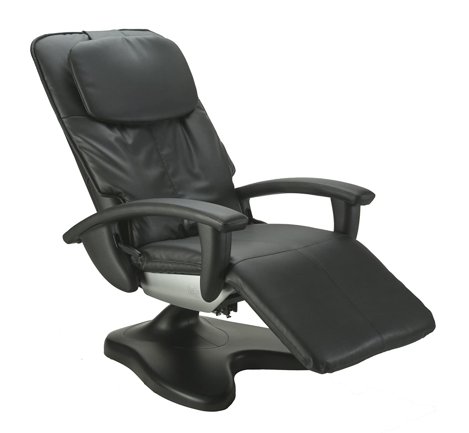 recline emassagechair massage chair zerog human black com touch