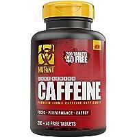 Mutant Caffeine, 240 Capsules
