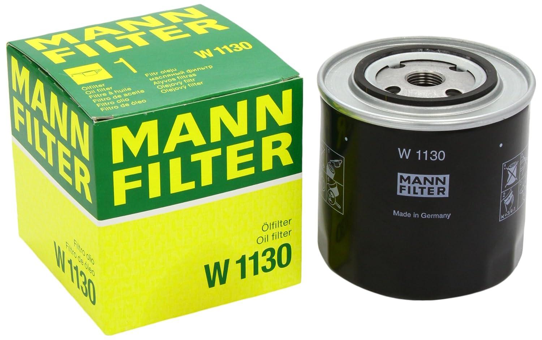 Filtro Olio Mann Filter W 1130