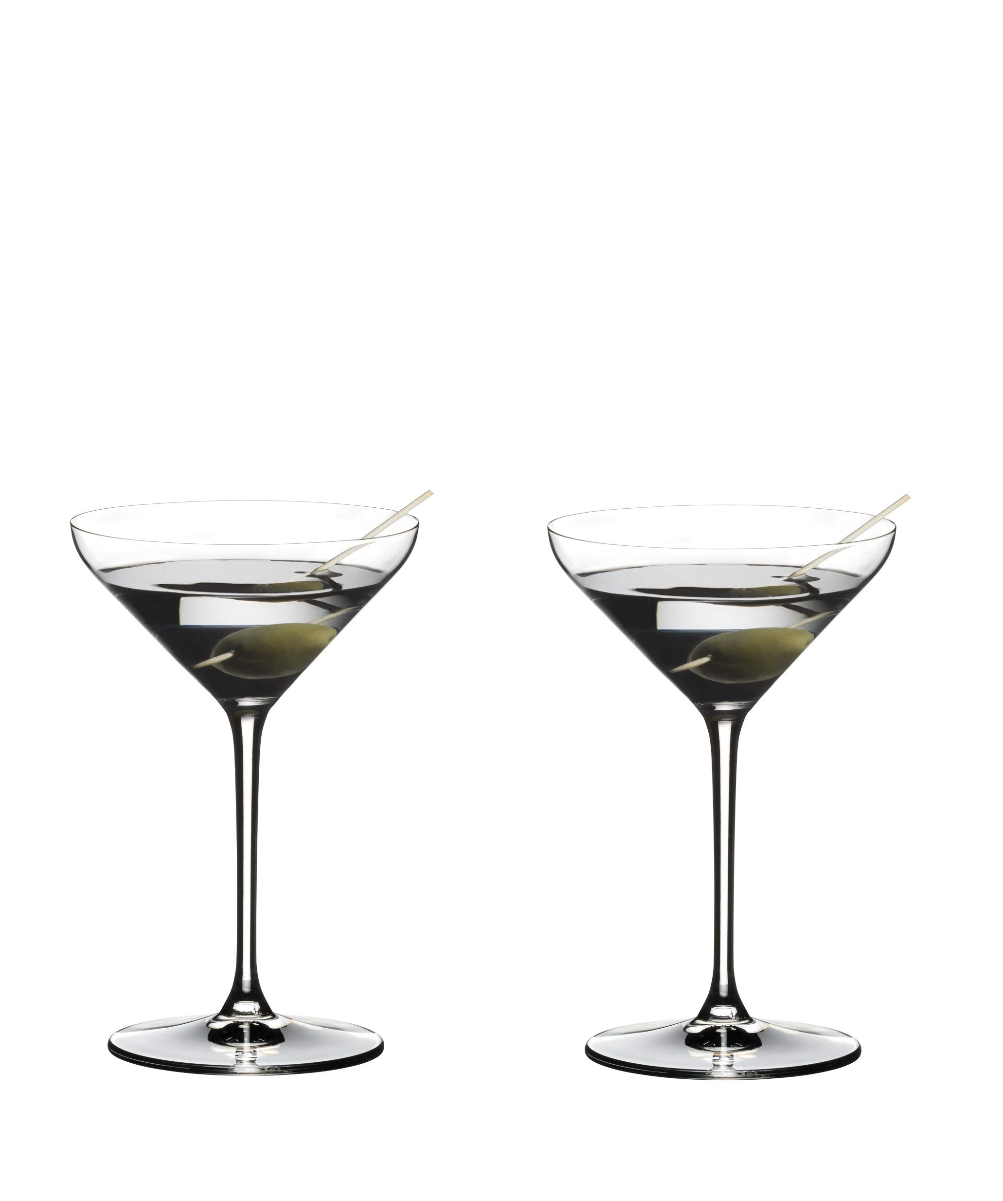 Riedel 4441/17 Extreme Martini Glass, Set of 2, Clear by Riedel