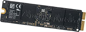 """Odyson - 128GB SSD Replacement for MacBook Air 11"""" A1465 (Early 2015)"""